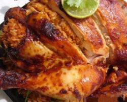 دجاجة تركية