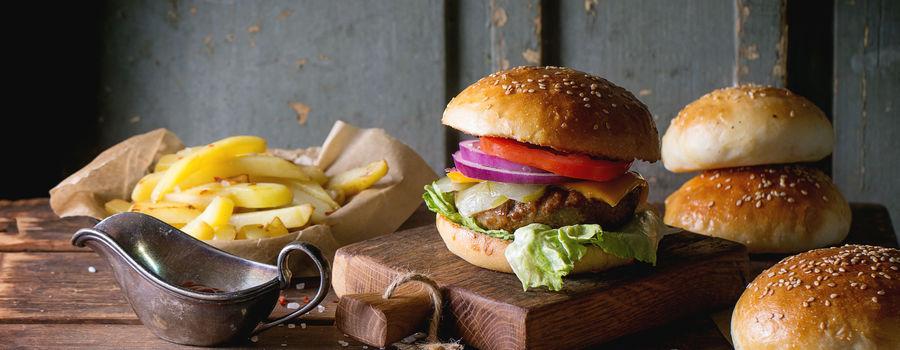 Welldone burger copertina