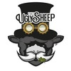 THE UGLY SHEEP  logo