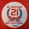 Al Ventuno logo