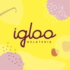 Igloo logo visual quadrato