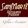 Logo ristorante pizzeria san marte parma