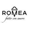 Romea logo bianco logo bianco