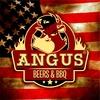 Angus Beers & BBQ logo