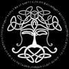 Logo valhalla albero rune puresvg big