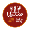 Unico take away logo web