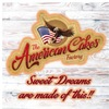 The American Cakes Factory logo