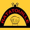 Ratatouille logo quadrato