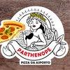 Parthenope Pizza logo