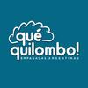 Que Quilombo! logo