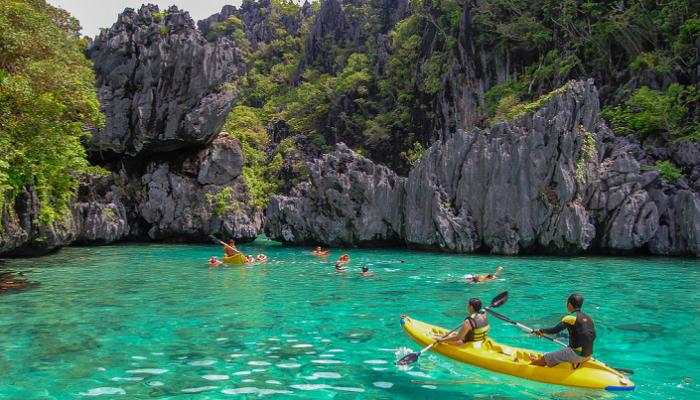 """جزيرة """"بالاوان"""" الفلبينية.. إحدى أجمل الوجهات السياحية في العالم"""