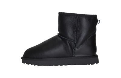 Угги Ugg Australia CLASSIC MINI Leather Black BLK-1003944-1-1116x720.png