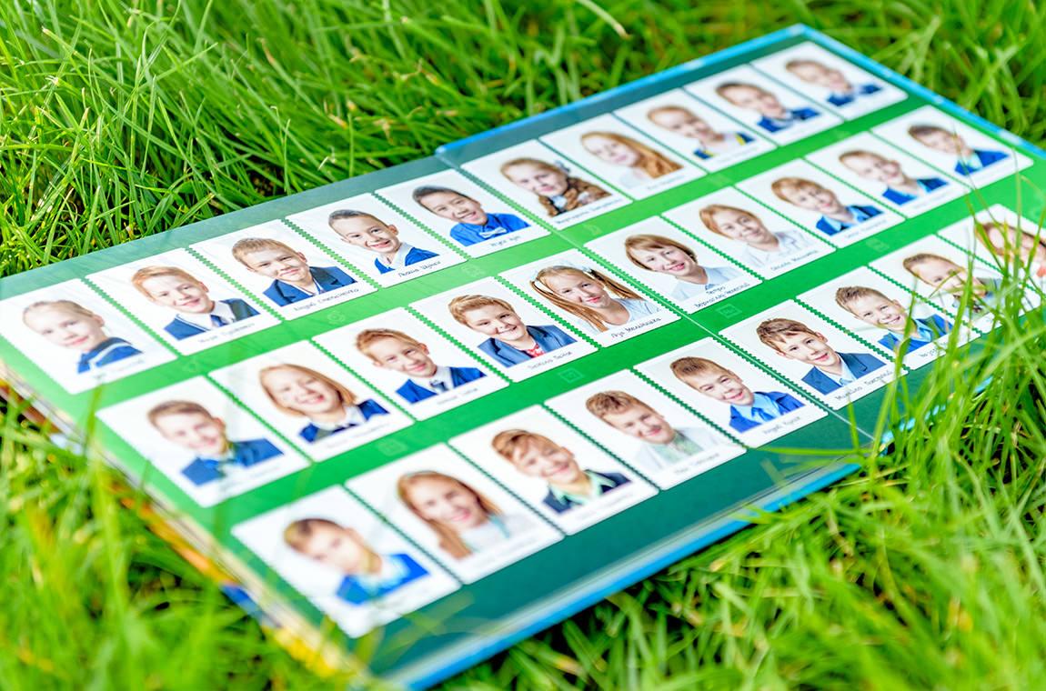выпускной фотоальбом в школу киев цена