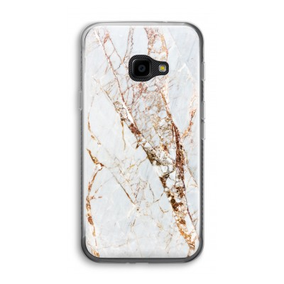 Samsung Galaxy XCover 4 case | Gold Marble | CaseCompany