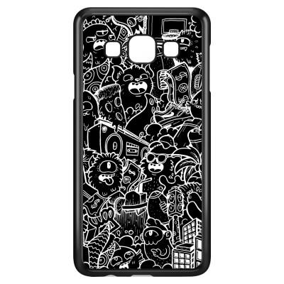 Samsung galaxy a3 hoesje maken