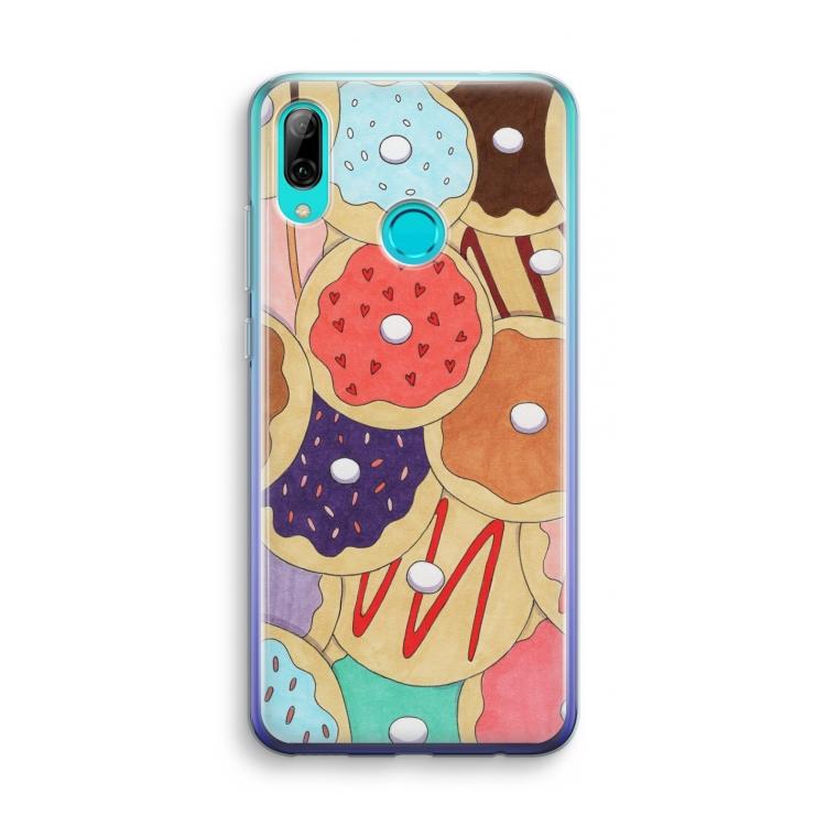 Transparente Huawei P Smart (2019) - Donuts