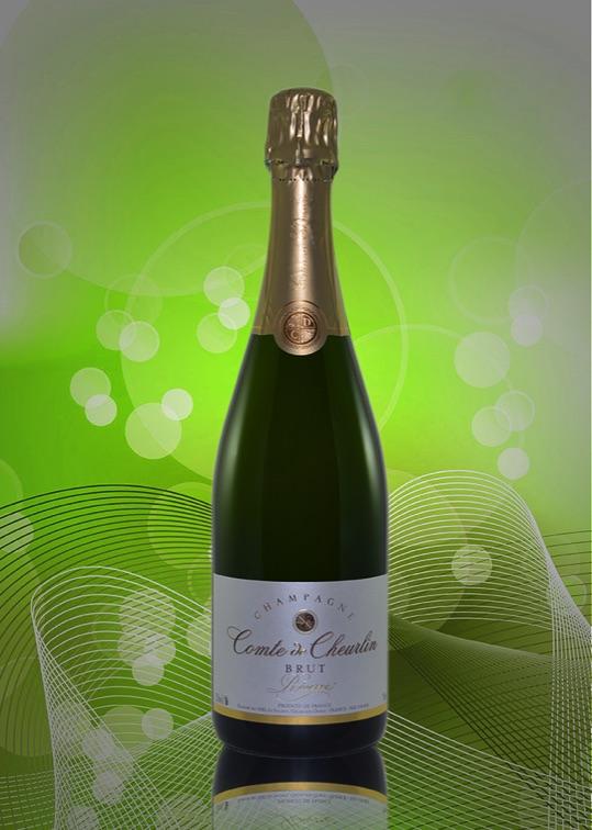 photo de l'offre Champagne Comte de Cheurlin Réserve