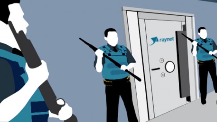 Zabezpečení dat v RAYNET CRM? Ozbrojenci, digitální stopař a šifrování na druhou...