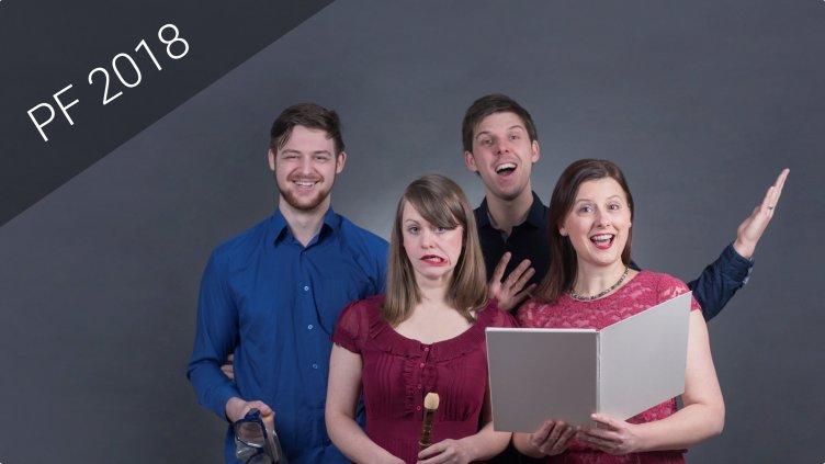[PF 2018] Zpíváme vám zase přání, ať byznys vám každý chválí