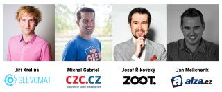 Specialisté na zákaznickou péči Slevomatu, CZC, ZOOTu a Alzy