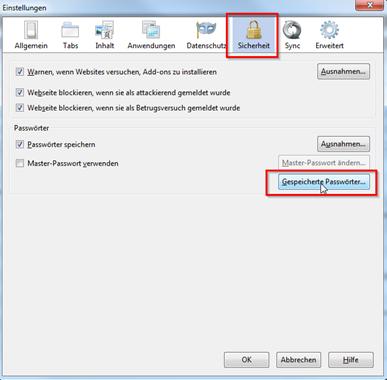 Passwrter aus dem Browser auslesen - CHIP