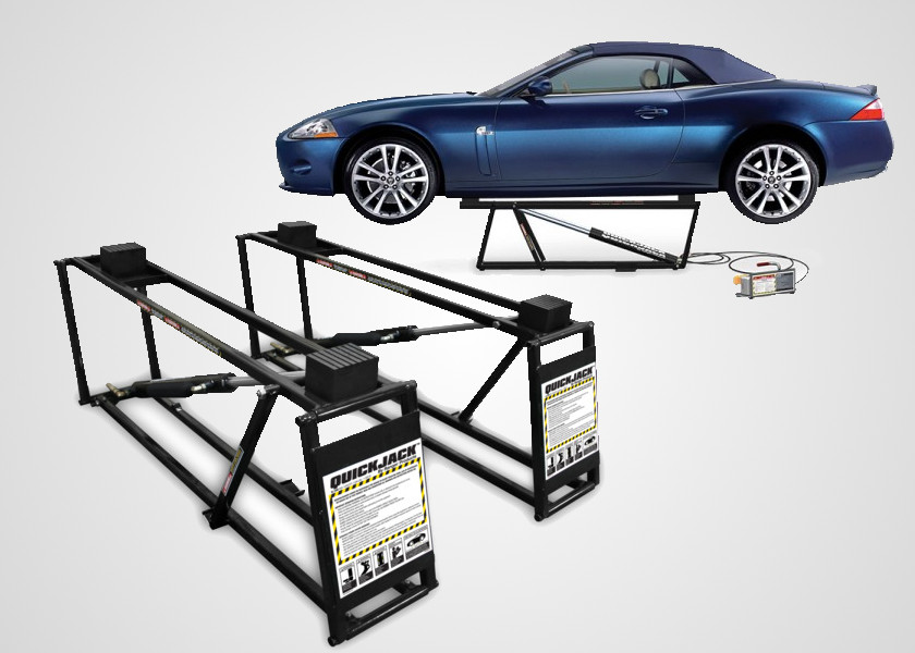 Used 4 post car lift for sale craigslist 13