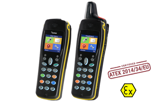 Robust & Industrial IP-DECT Handsets and Systems | Funktel International