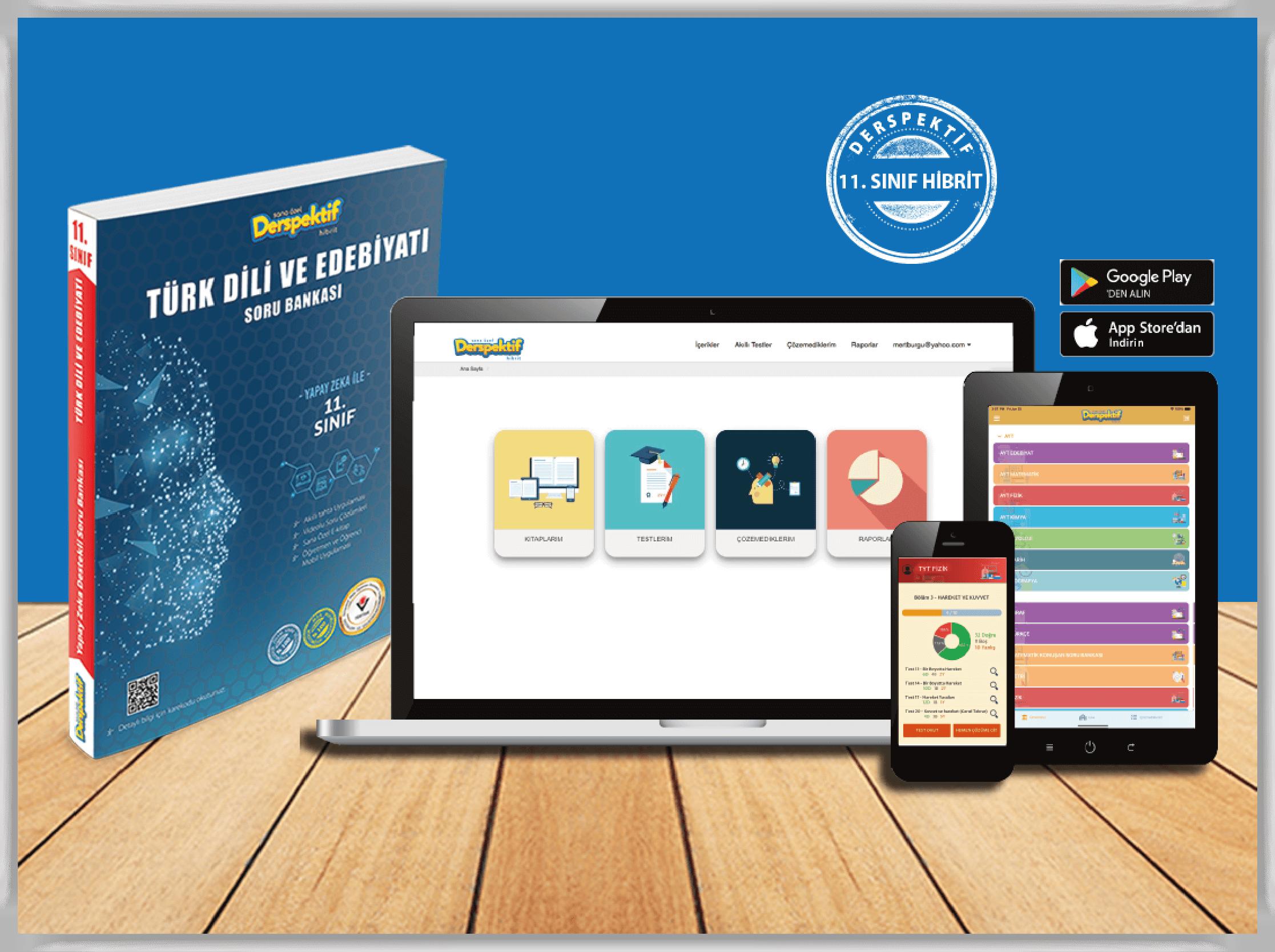 11. Sınıf Edebiyat Video Çözümlü Soru Bankası