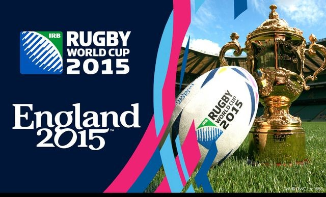 Rugby World Cup London 2015