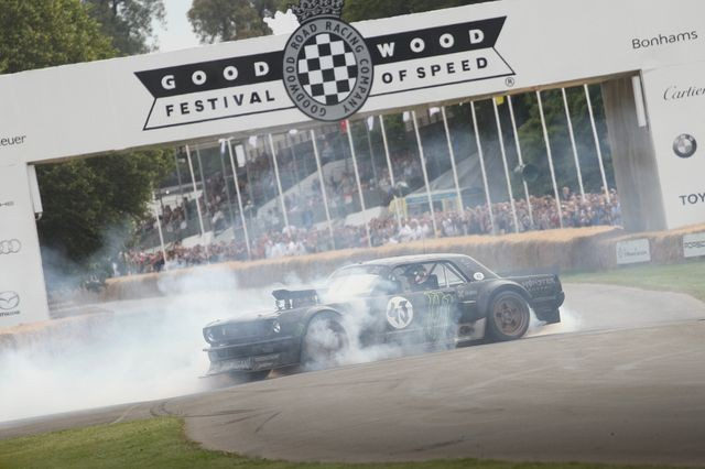 Goodwood - Festival Of Speed