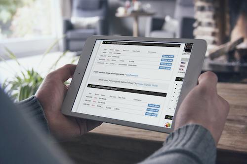 FX Leaders Platform preview