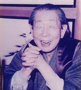 Goichi Hosoda: developer of the Ichimoku indicator.