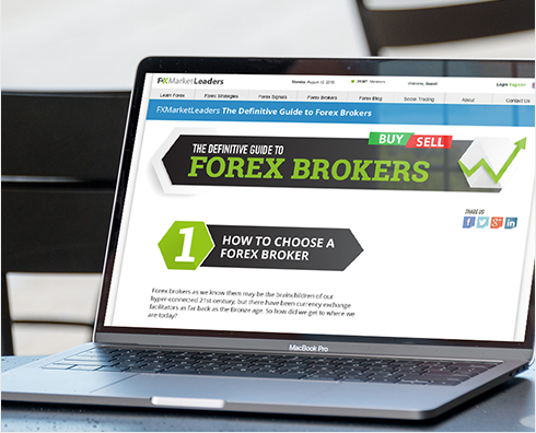choose your online forex broker