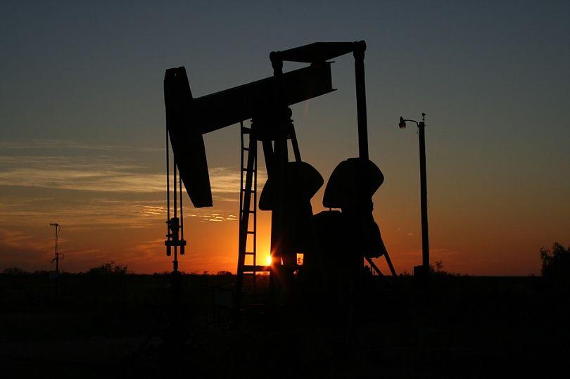 crude oil fields