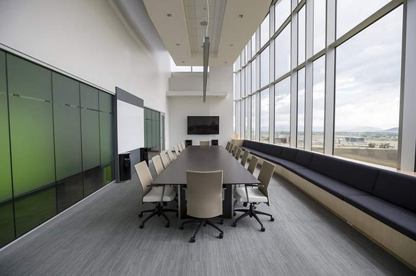 Fed Meeting Room