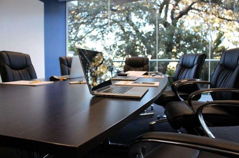 FOMC meeting room