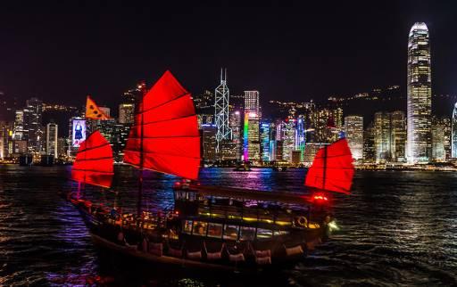Dragon boat Hong Kong