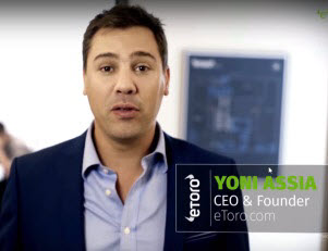 Trading Cryptocurrencies with eToro, Yoni Assia