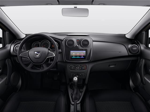 Novo Sandero TCe 90 S&S Confort
