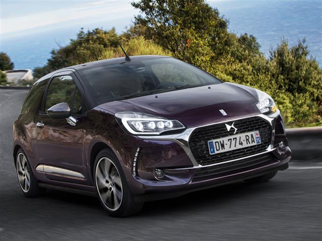 DS 3 Cabrio 1.6 BlueHDi 100 S&S CVM So Chic