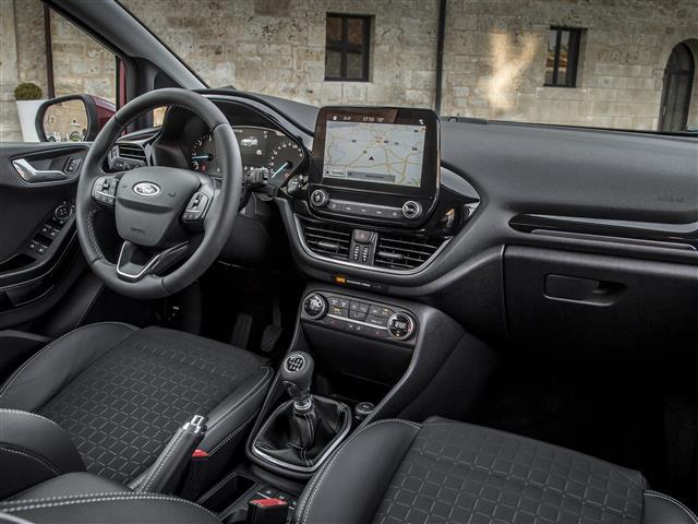 Novo Fiesta ST-Line 1.5 TDCi 85 S/S