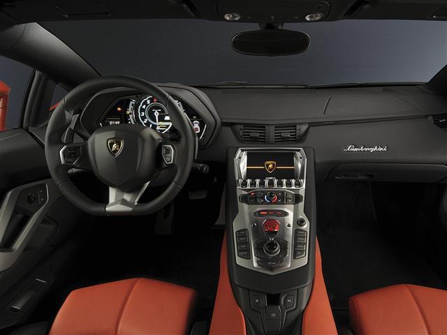 Aventador S LP 740-4
