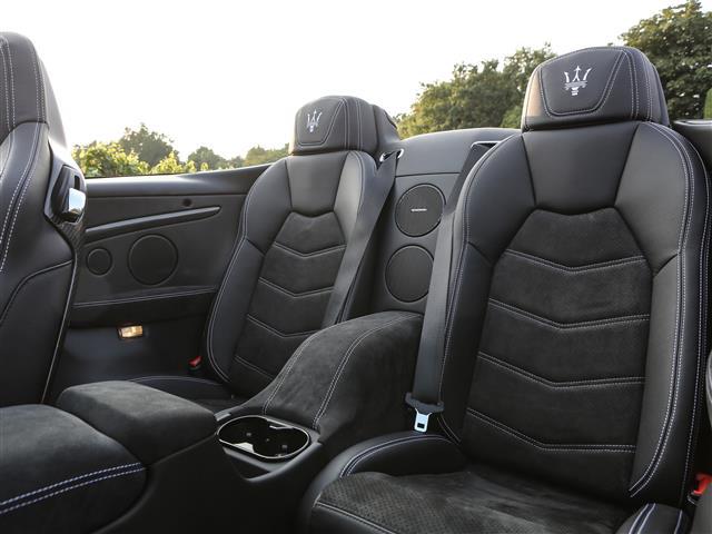 Novo GranCabrio V8 460 MC