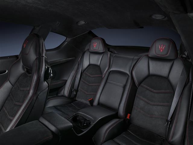 Novo GranTurismo V8 460 Sport