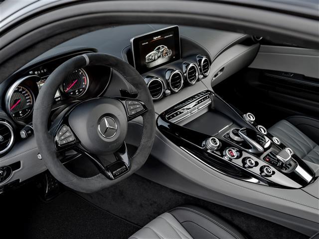 Mercedes-AMG GT C 557