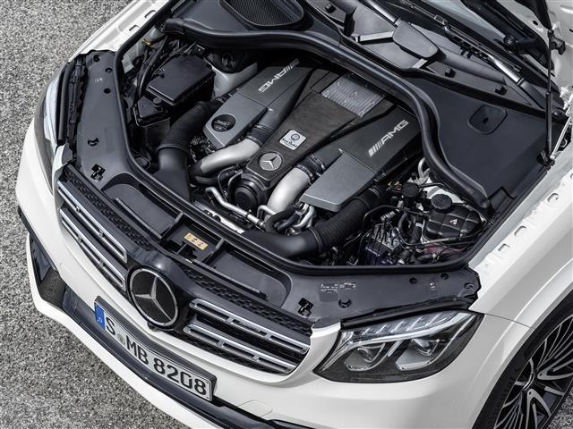 Mercedes-AMG GLS 63 585 4MATIC Auto