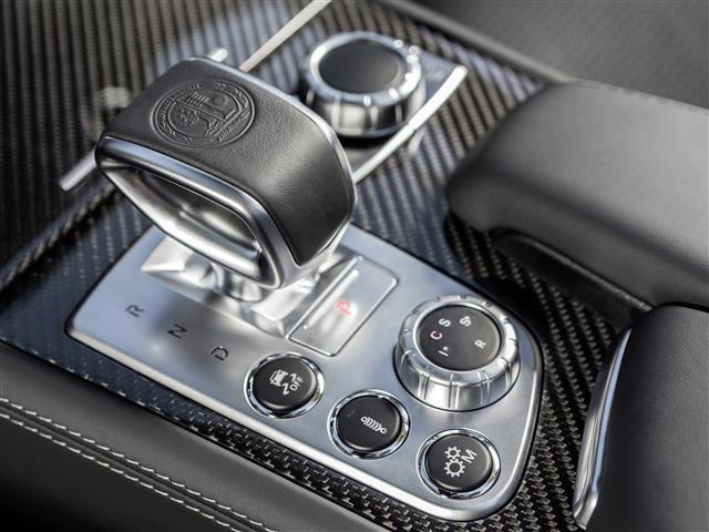Mercedes-AMG SL 65 630 Facelift Auto