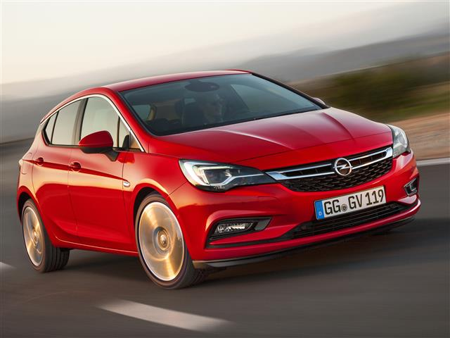 Novo Astra 1.6 CDTI 110 Innovation