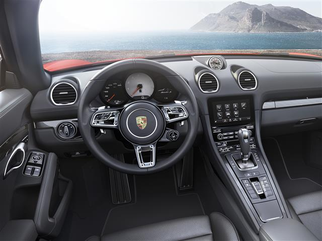 718 Boxster 2.5 350 S PDK