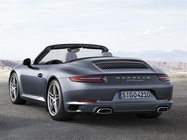 911 (991 Type II) Turbo S Cabriolet PDK